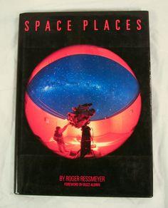 Space Places - Vintage Book