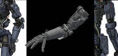 Maya and Shotgun Used for Chappie Vfx by Image EngineComputer Graphics & Digital Art Community for Artist: Job, Tutorial, Art, Concept Art, Portfolio