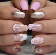 80 Stylish Acrylic Nails for Any Occasion #nails #nailart #naildesigns…