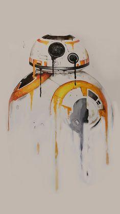 25 trendy wallpaper android art star wars - Star Wars Men - Ideas of Star Wars Men - 25 trendy wallpaper android art star wars Star Wars Fan Art, Hq Star Wars, Star Wars Party, Star Wars Painting, Galaxy Painting, Star Wars Quotes, Star Wars Humor, Bb 8 Wallpaper, Trendy Wallpaper