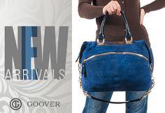 В сети магазинов Goover новое поступление сумок коллекции осень-зима 2014 - 2015! Коллекция совмещает в себе удобство и безупречный дизайн!