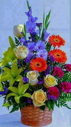 """Képtalálat a következőre: """"funeral flower arrangements"""" Basket Flower Arrangements, Funeral Flower Arrangements, Beautiful Flower Arrangements, Floral Arrangements, Beautiful Rose Flowers, Amazing Flowers, Silk Flowers, Beautiful Flowers, Church Flowers"""