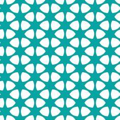 Van Asch Blue fabric by stoflab on Spoonflower
