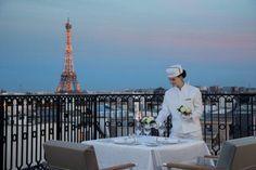 Jantar em Paris