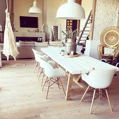"""4,551 Likes, 80 Comments - Coppens Rachel (@rachelstyliste) on Instagram: """"Temps hivernal on rallume la cheminée pour le goûter #love #home #chaleur #onestbien"""""""