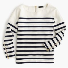 stripe-ponte-sweatshirt-jcrew