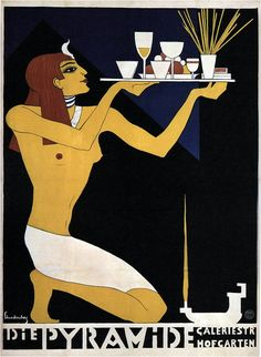 Walter Schnackenberg. The Pyramid. 1920 by kitchener.lord, via Flickr