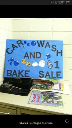 Car wash poster ideas diy pinterest poster ideas car wash car wash signs for the youth fundraiser tomorrow solutioingenieria Gallery