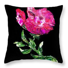 Red Rose Throw Pillow x Framed Prints, Canvas Prints, Art Prints, Pillow Sale, Videography, Great Artists, Red Roses, Greeting Cards, Tapestry