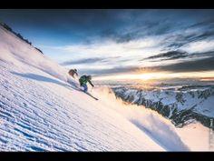 Ski & lights