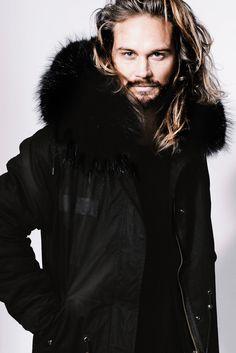 37d33ae6c03 De 13 bedste billeder fra Parka jacket with fur i 2017 | Fur, Fur collar  coat og Fur coats