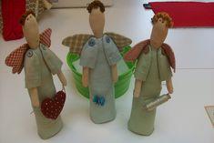 https://flic.kr/p/bRAm4e | Anne Pia  Godske | Hoje tive curso com a Anne-Pia..aqui estao as bonequinhas dela e eu me propus a fazer.