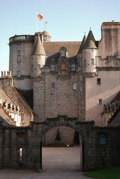 Castle Fraser,  Aberdeenshire, Scotland                                                                                                                                                                                 More