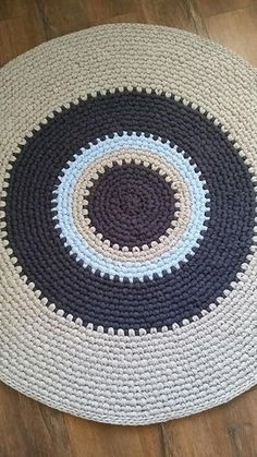 Carpet Colors Rugs - - Grey Carpet Lounge - - Dove Grey Carpet - Revive Old Carpet Crochet Carpet, Crochet Home, Love Crochet, Diy Crochet, Crochet Rugs, Knooking, Oriental Carpet, Cotton Cord, Rugs On Carpet