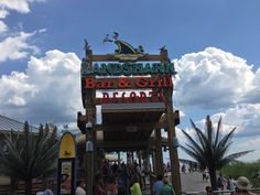 Landshark Bar Atlantic City Boardwalk