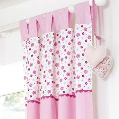 Captivating Baby Tab Top Curtains, Baby Girls Curtains, Purfect Curtains,  #nurserybedding, #