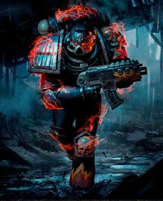 bolter imperium legion_of_the_damned omen2501 space_marines