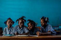 MIT School está celebrando diferentes actos para dar a conocer a los #estudiantes una realidad muy distinta a la suya: la de los habitantes de #Haití, que se recuperan después del #terremoto de 2010 que acabó con la vida de 300.000 personas y dejó más de un millón de damnificados. #Solidaridad