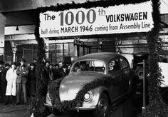 Volkwswagen numero 1.000