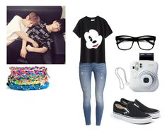 """""""Bangtan Boys V and JungKook"""" by jessy-693 ❤ liked on Polyvore featuring Retrò and Vans"""