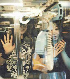 CL, Minzy, 2NE1