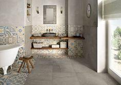 #Keope #Cementine Color rettificato 30x30 cm SF29 | #Gres #cementine #30x30 | su #casaebagno.it a 37 Euro/mq | #piastrelle #ceramica #pavimento #rivestimento #bagno #cucina #esterno