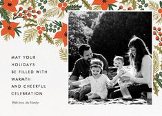 Holiday Potpourri (Inset) - Paperless Post