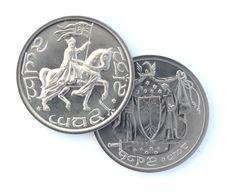 Moneda conmemorativa de la coronación de Aragorn de Shire Post Mint