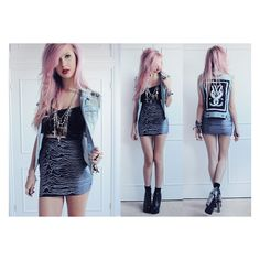 Amy Valentine LOOKBOOK.nu ❤ liked on Polyvore