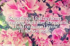 Carrie Underwood - See You Again