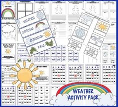weather printables