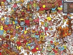 Where is Waldo now?