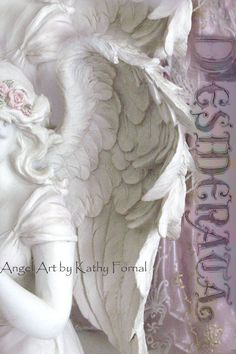 Angel Art Art Print featuring the photograph Dreamy Angel Wings Photography - Angel Wings Desiderata Print Home Decor by Kathy Fornal Angels Among Us, Angels And Demons, Wings Card, Angel Prayers, Angel Warrior, I Believe In Angels, Desiderata, White Angel, Angels In Heaven