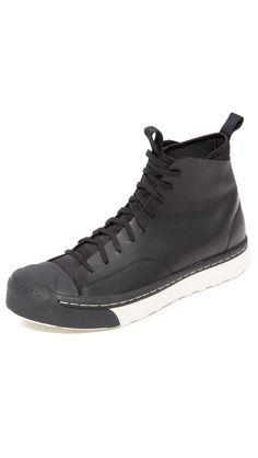 CONVERSE Jack Purcell S Series Sneaker Boots. #converse #shoes #boots