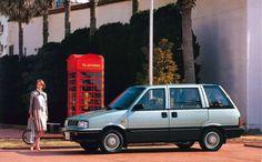 Nissan Prairie 4WD (M10) '1985–88