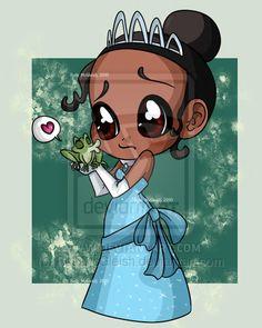 Chibi Tiana   Saquem só esses olhos penetrantes da Alice chibi! Praticamente te ...