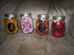 Vinyl Craft Projects | Agony Acres Crafts by LeeAnn from NC: Cricut Vinyl Project