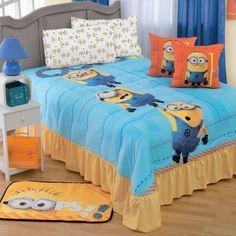 Edredones infantiles #room #dormitorios Boys Bedroom Decor, Teen Bedroom, Ruffle Bedspread, Bed Spreads, Baby Quilts, Bed Sheets, Bedding Sets, Comforters, Blanket