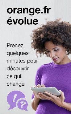 orange.fr évolue