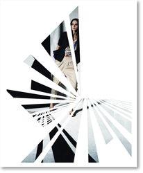 Illustration and design of a set of posters for fashion boutique Brittique. - Illustration and design of a set of posters for fashion boutique Brittique. Poster Layout, Poster Collage, Collage Photo, Graphisches Design, Book Design, Cut Out Design, Design Color, Mode Poster, Magazin Design