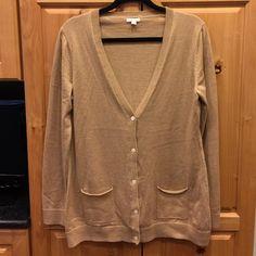 GAP button down sweater GAP button down sweater. Size L. 55% nylon 30% merino extra fine wool 15% acrylic GAP Sweaters Cardigans