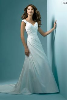 Frilly Frocks - Alfred Angelo