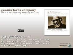 Ray Charles Do I Ever Cross Your Mind With Bonnie Raitt With Images Ray Charles Norah Jones Bonnie Raitt