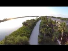 """Take a ride down our beautiful Jungle Trail.  Unspoiled paradise...William Wykoff """"Jungle Trail"""", Vero Beach, Florida"""