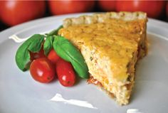 Palmetto Cheese Tomato Pie