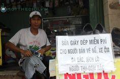 Sài Gòn với những tấm biển ấm lòng người qua đường | xosomienbachomnay