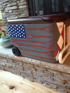 Painted Cooler Guilfors LAX