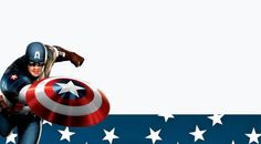 Captain America Name, Captain America Birthday, Printable Name Tags, Printable Frames, Notebook Labels, Notebook Covers, Anniversaire Captain America, Name Tag For School, Captain America Wallpaper