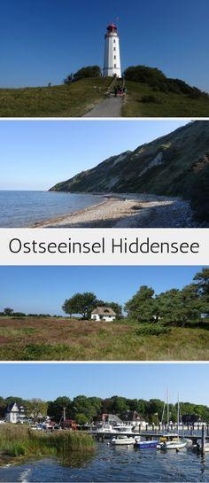 Die autofreie Ostseeinsel Hiddensee kannst du super an einem Tag erkunden. Mehr Fotos und Tipps, z.B. für die Anfahrt mit der Fähre im Blogpost #hiddensee #inselhiddensee #deutschland