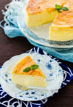 Japanese Souffle Cheesecake   Easy Japanese Recipes at JustOneCookbook.com
